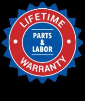 Lifetime Product Warranty