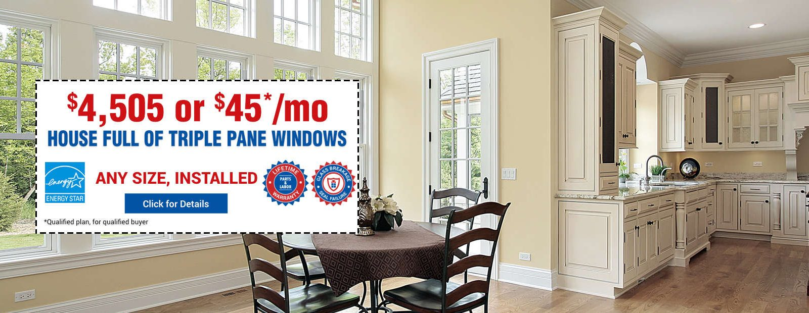 Offers on Replacement Windows